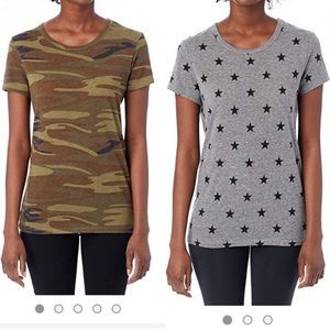 Set of 2 Alternative Apparel T-shirt's